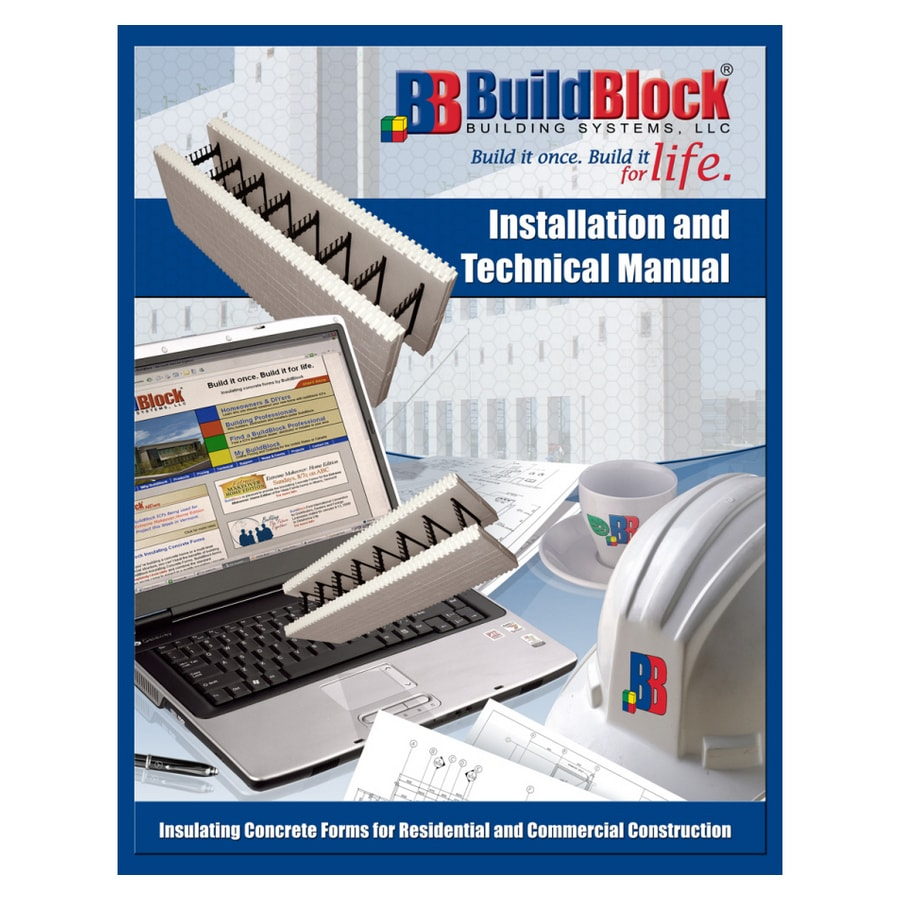 Shop buildblock insulated concrete forms installation and for Buildblock icf reviews