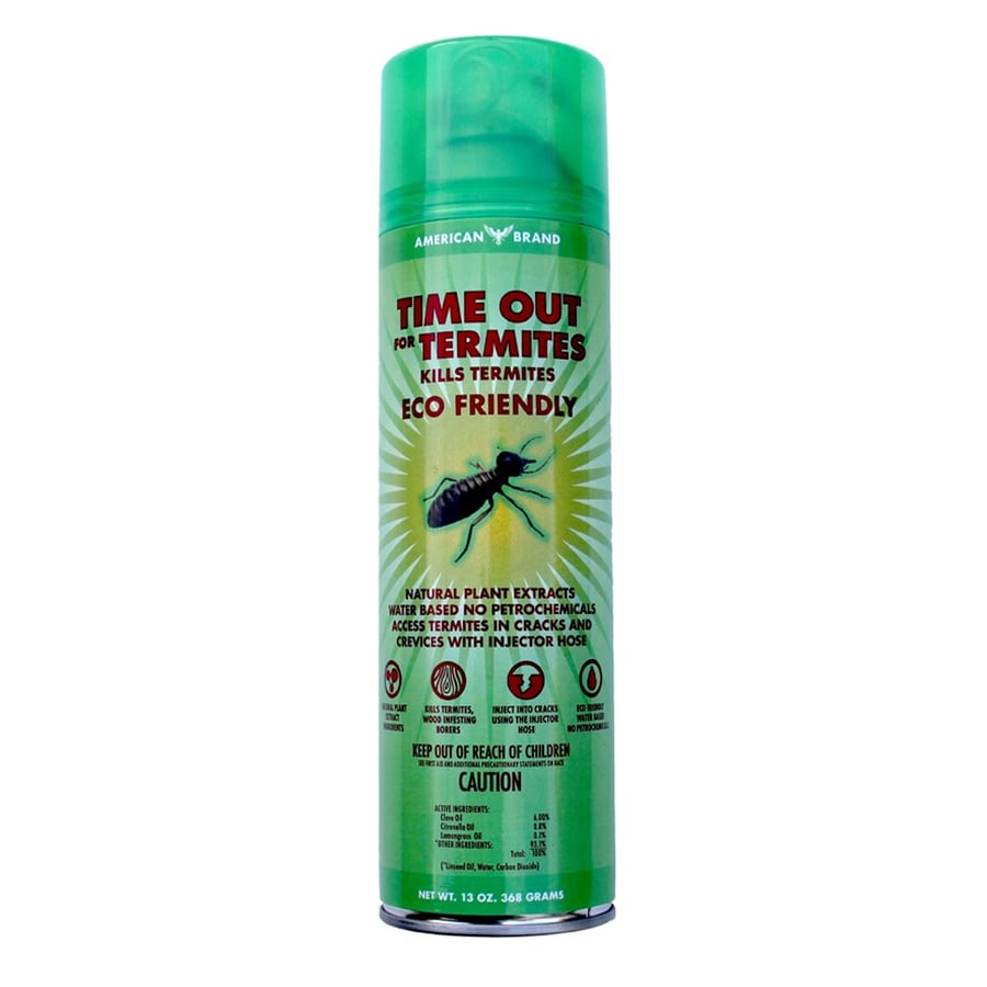 Uncategorized Spray To Kill Termites shop time out 13 oz organic termite killer at lowes com killer