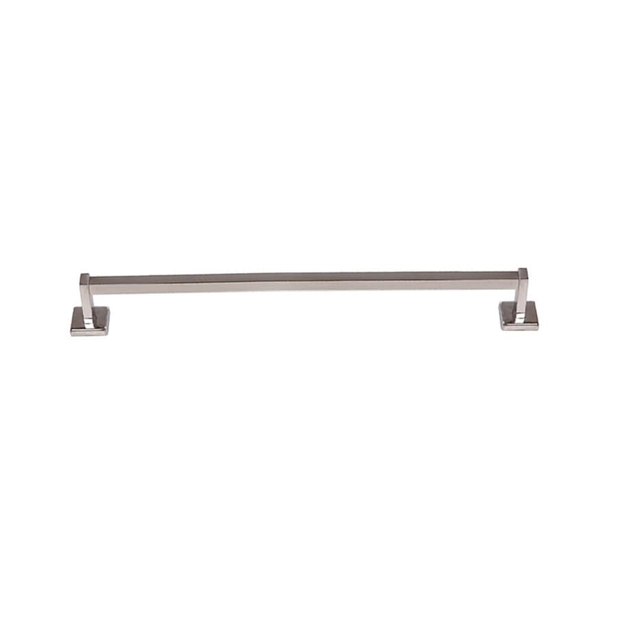ARISTA Byrne Polished Stainless-Steel Single Towel Bar (Common: 18-in; Actual: 18-in)