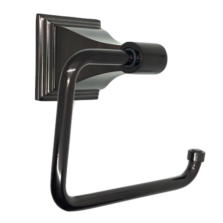 ARISTA Leonard Oil-Rubbed Bronze Surface Mount Toilet Paper Holder