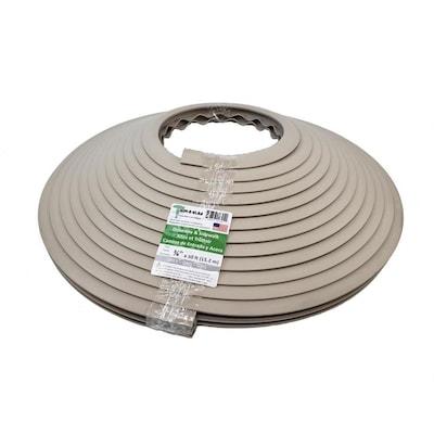 Common 1 25 In X 0 75 50 Ft Actual 23 06 600 Piece Polyvinyl Concrete Expansion Joints