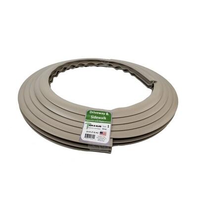 Common 1 5 In X Actual 34 300 Grey Piece Polyvinyl Concrete Expansion Joints