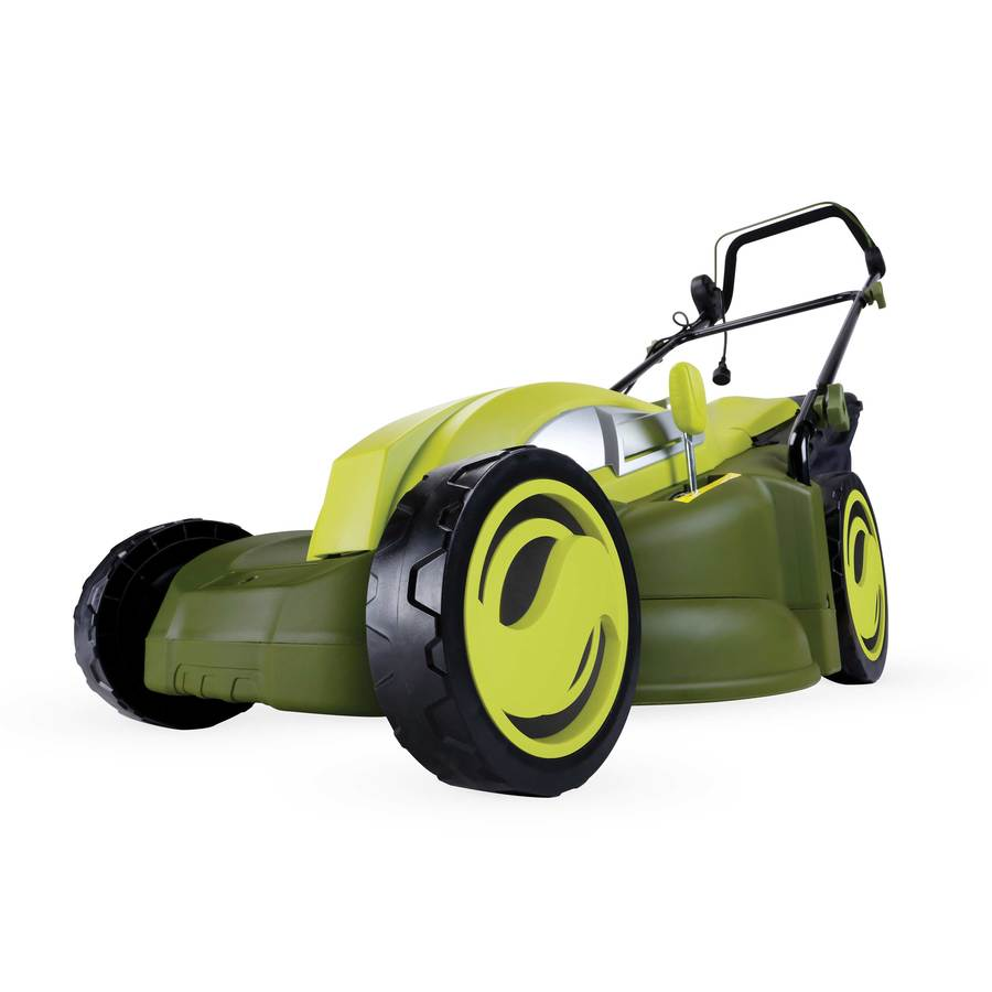 Sun Joe Mow Joe 13-Amp 18.1-in Deck Width Corded Electric Push Lawn Mower with Mulching Capability