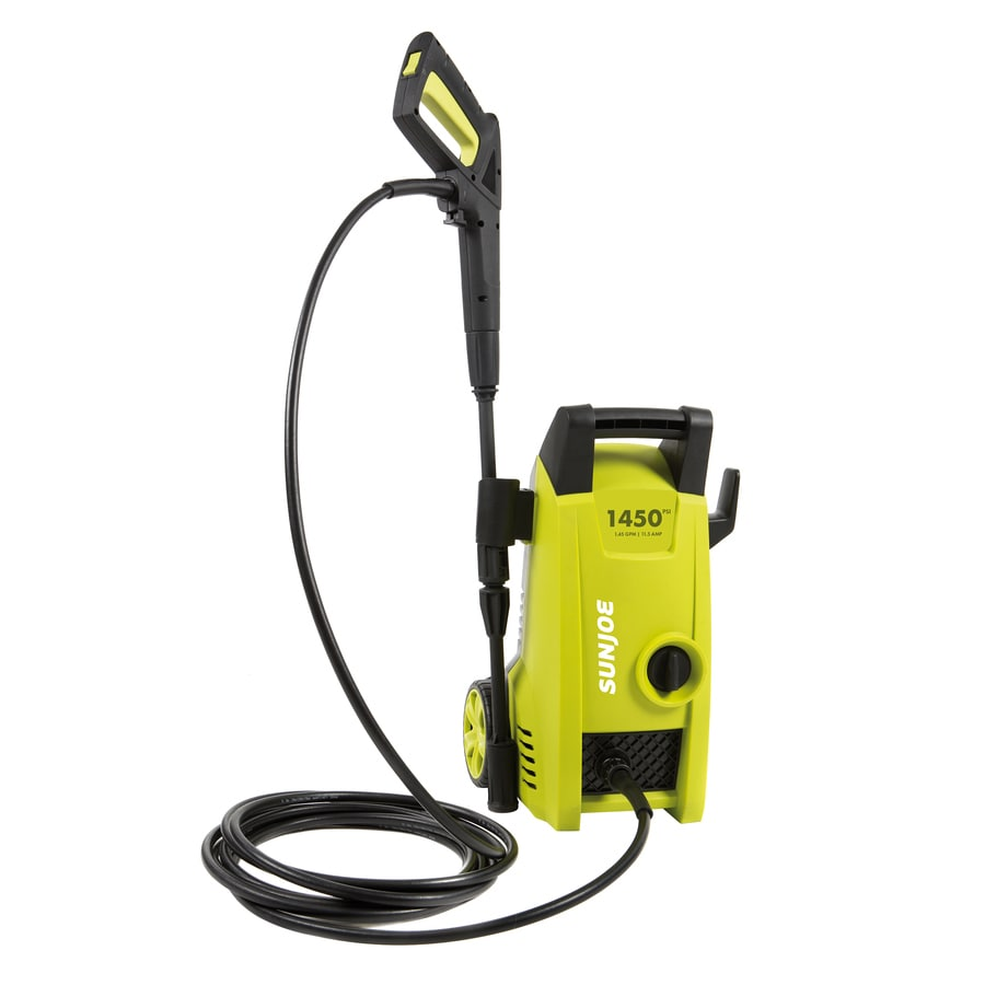 Sun Joe 1450-PSI 1.45-GPM Cold Water Electric Pressure Washer