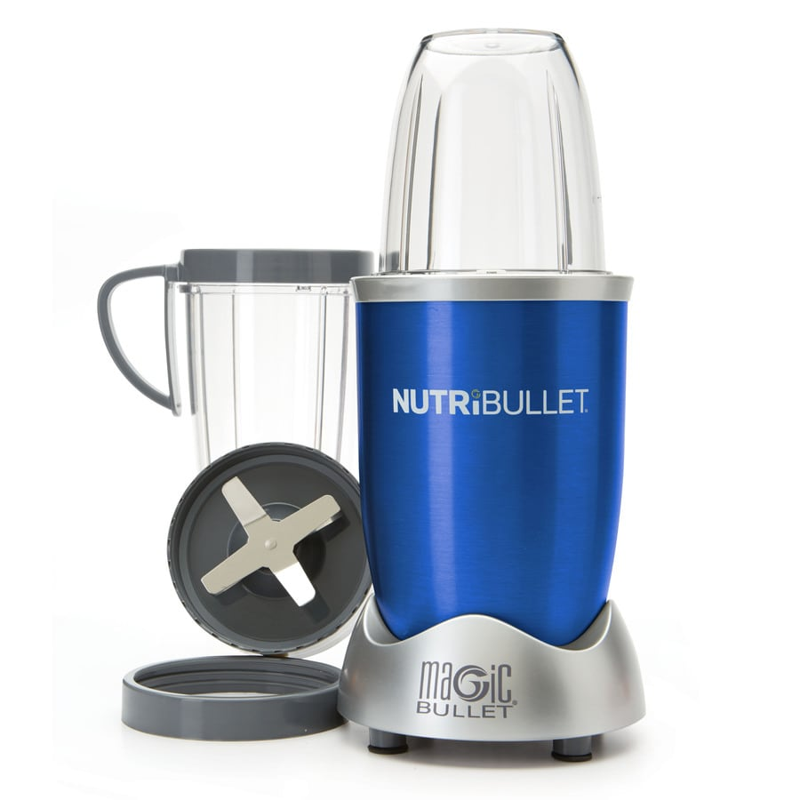 Magic Bullet 24-oz Blue 1-Speed 600-Watt Blender