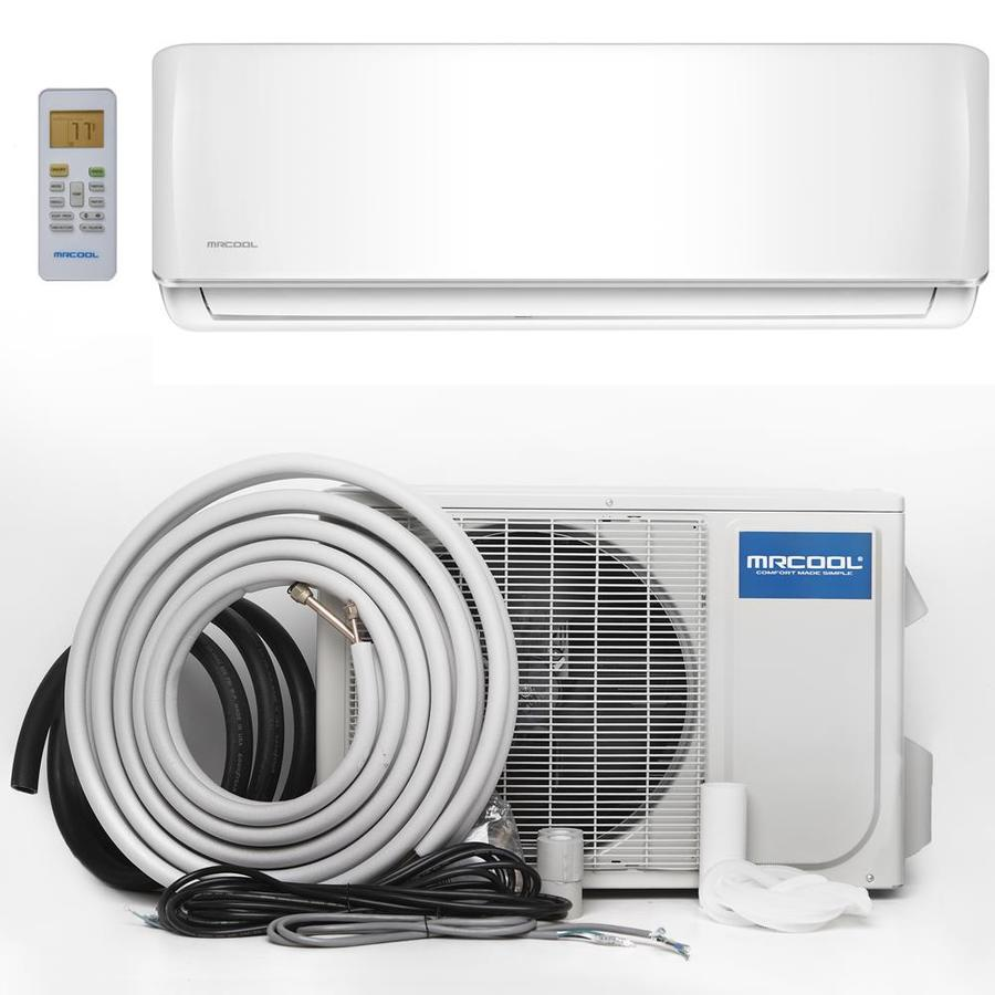 MRCOOL Advantage 9000-BTU 250-sq ft Single Ductless Mini Split Air Conditioner with Heater