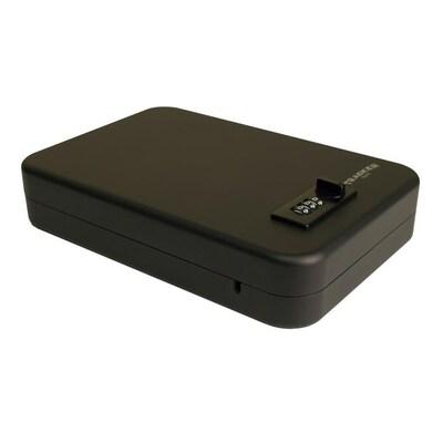 Tracker Safe Small Car/Portable Steel Safe Combination Lock