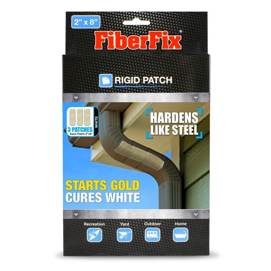 FiberFix 3-Pack 8-in x 2-in White Repair Wraps