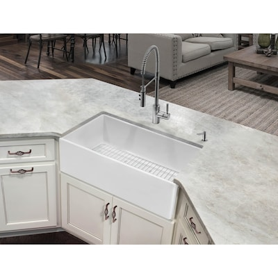 White Kitchen Sinks At Lowes Com