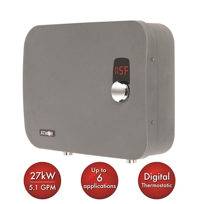 Atmor Thermopro Series 240 Volt 27 Kw 5 1 Gpm Tankless