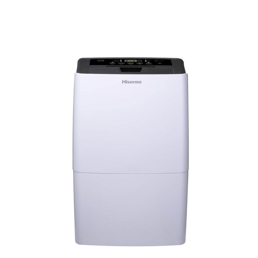 Hisense 70-Pint- 2-Speed Dehumidifier- Wi-Fi Connected