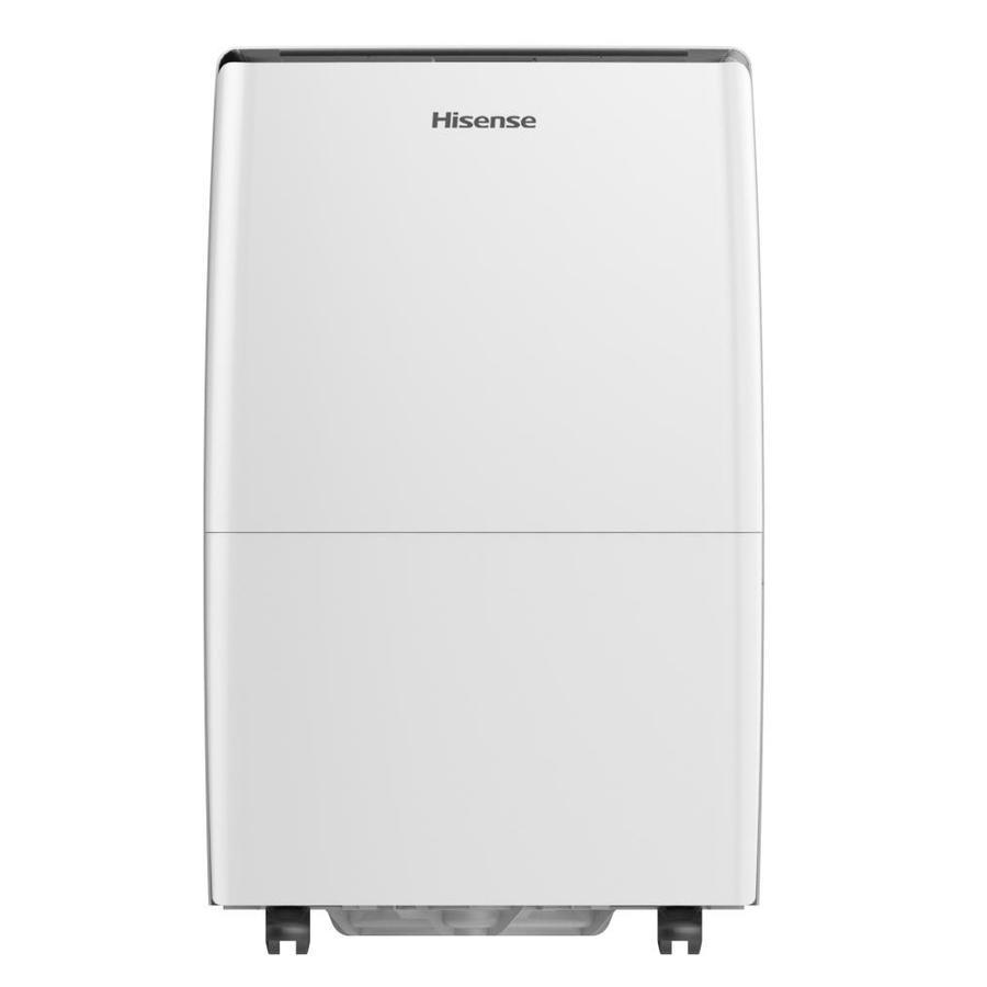 Hisense 70-Pint 2-Speed Dehumidifier with Built-in Pump