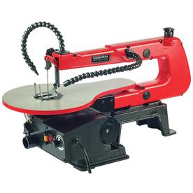 General International 16 In 1 2 Amp Variable Sd Scroll Saw