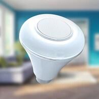 Blue Sky Bluetooth Built in Speaker 40-W Dimmable Light Bulb Deals