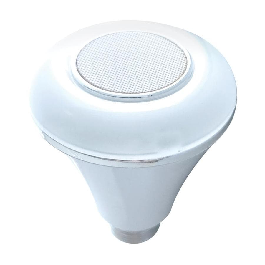 Shop blue sky wireless bluetooth built in speakers 40 w for Led light bulb with built in bluetooth speaker