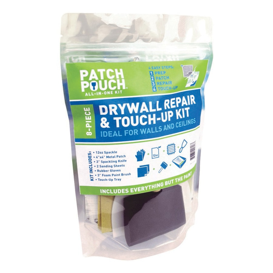 Patch Pouch Drywall Repair Kit
