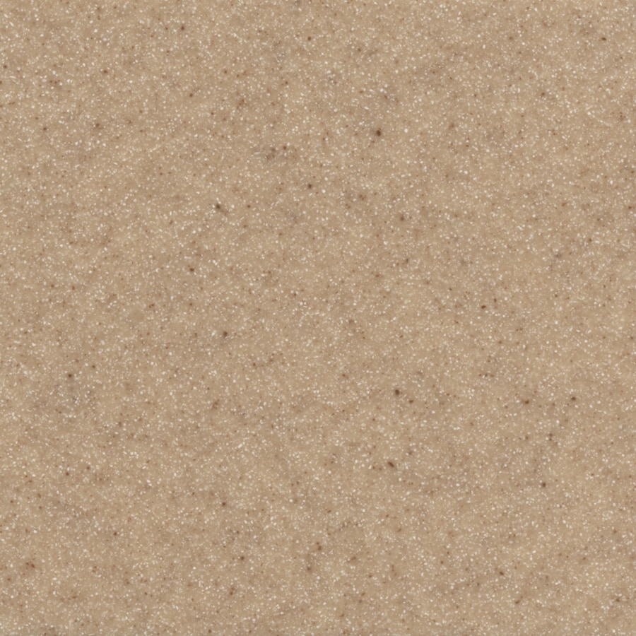allen + roth Sunwashed Solid Surface Kitchen Countertop Sample