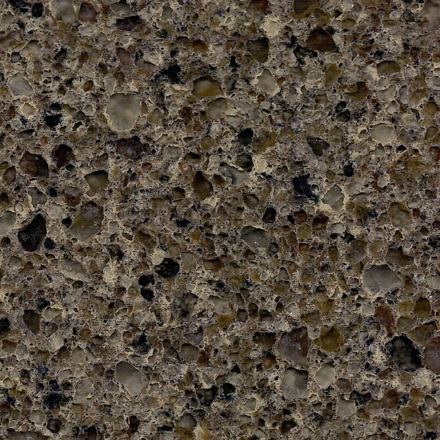 Bon Allen + Roth Brockeye Quartz Kitchen Countertop Sample