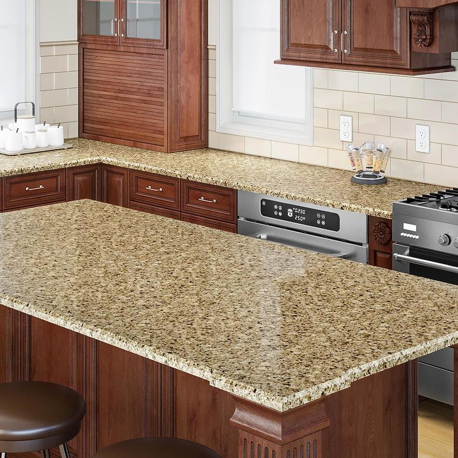 Shop allen roth mckinley quartz kitchen countertop for Lowes countertops