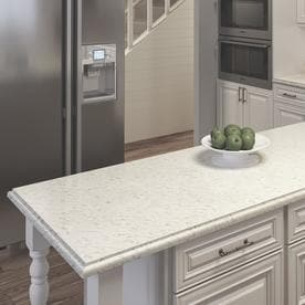 Allen Roth Sugarbrush Quartz Kitchen Countertop Sample