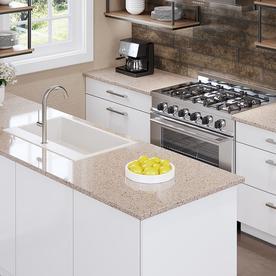 Allen + Roth Cortina Quartz Kitchen Countertop Sample