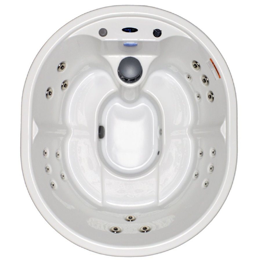 Home and Garden 5-Person Oval Hot Tub