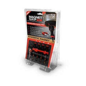 Magnet Grip Pro 2-in Magnetic Impact Bit Holder Set