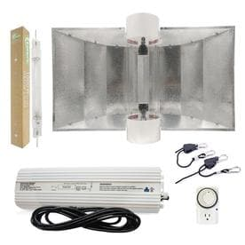 Hydro Crunch 1000 Watt Double Ended Hps 120 240v Grow Light System With De