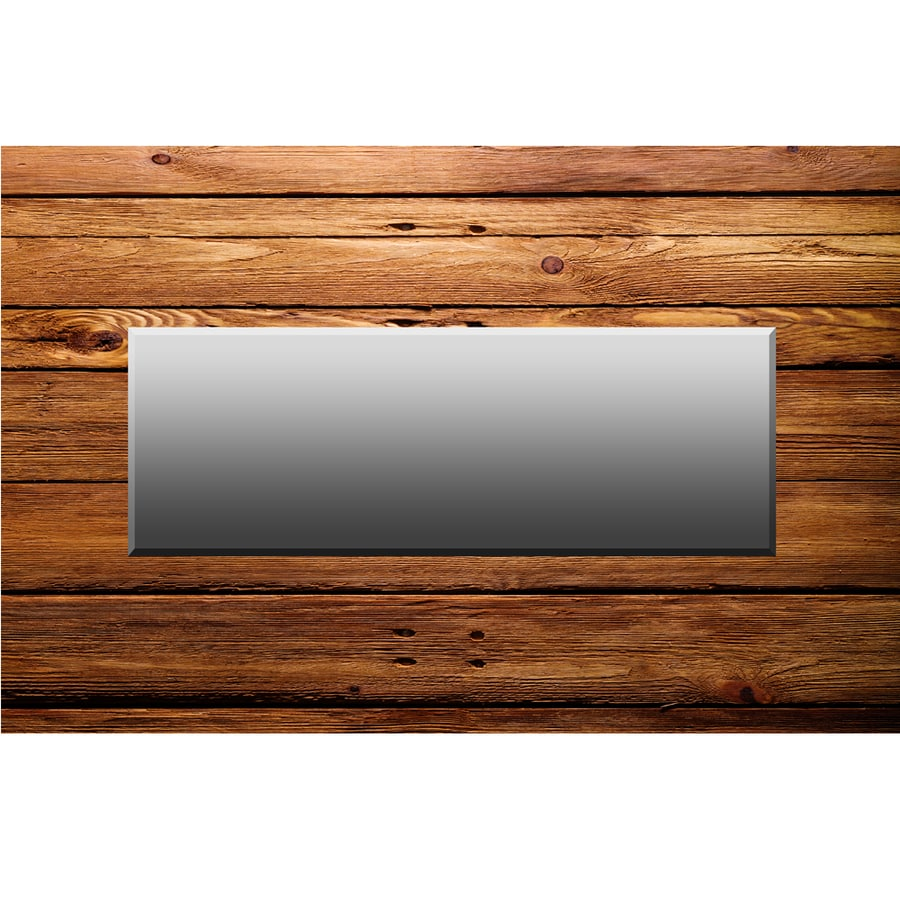 Belfort Glass Frameless Wall Mirror