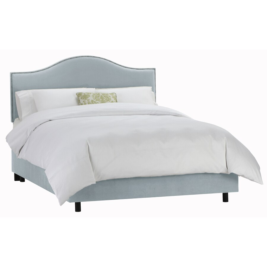 Skyline Furniture Armitage Pool California King Upholstered Bed