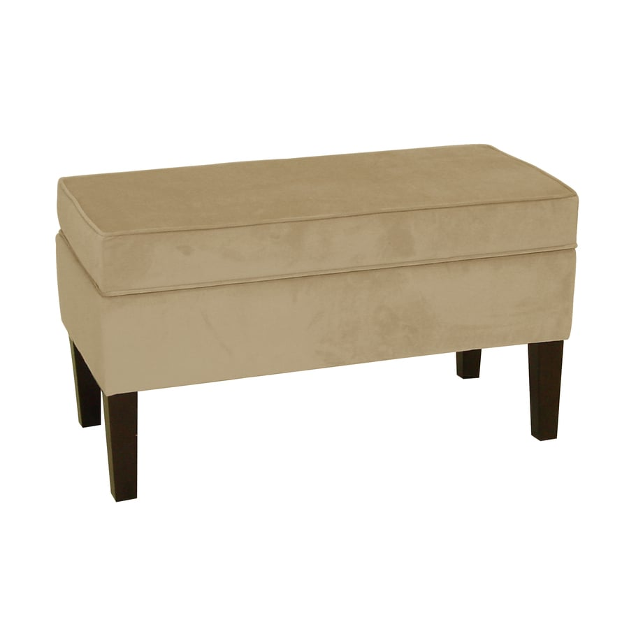 Skyline Furniture Diversey Transitional Buckwheat Accent Bench