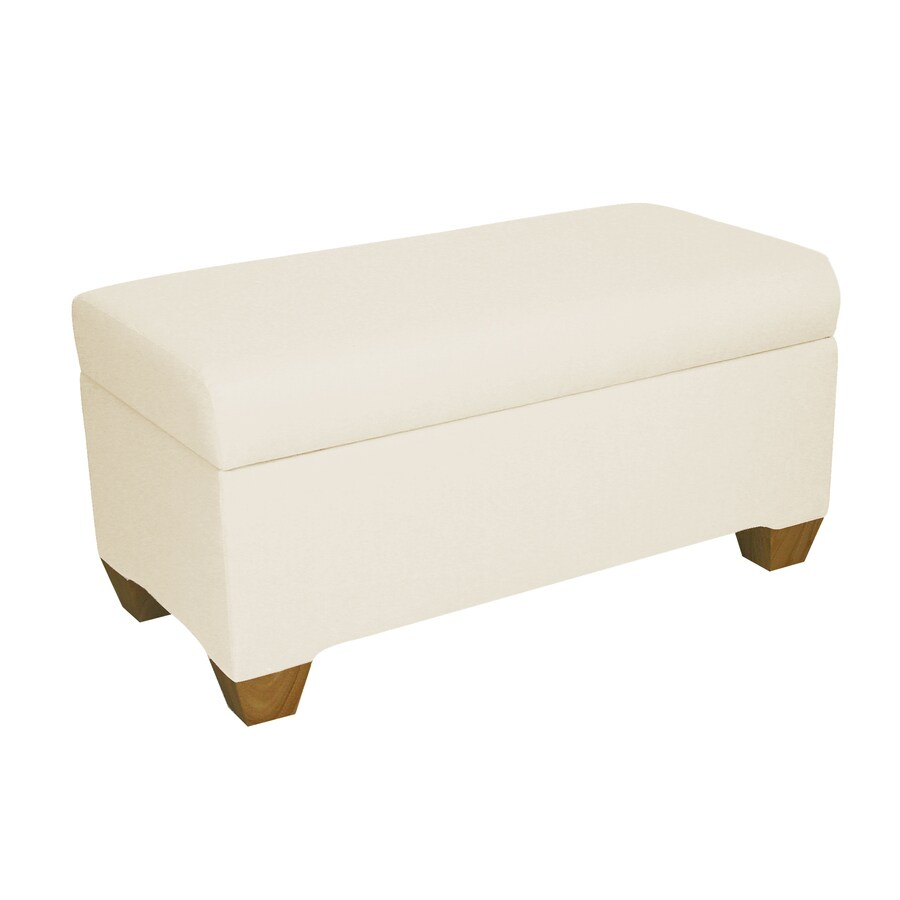 Skyline Furniture Halstead Natural Accent Bench
