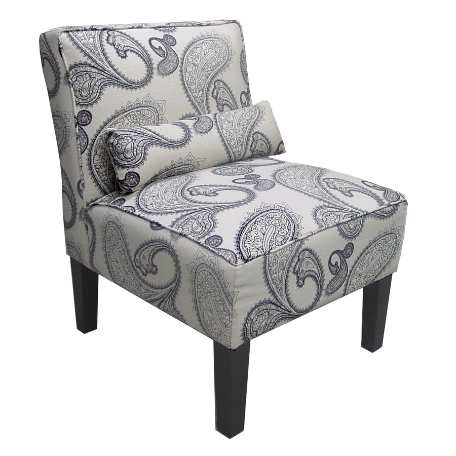 Skyline Furniture Clark Collection Domino Accent Chair