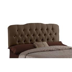 Skyline Furniture Quincy Collection Textured Cotton Headboard
