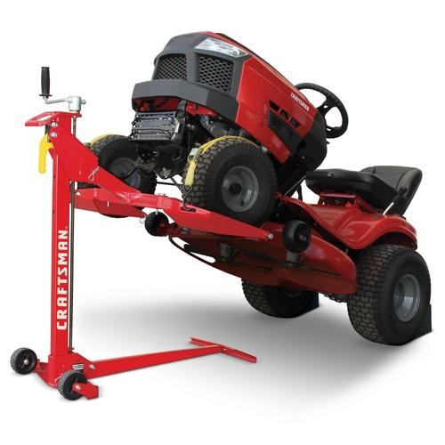 Craftsman 24 In Collapsible Lawn Mower Jacks At Lowes Com