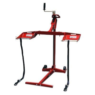 Troy-Bilt 24-in Collapsible Lawn Mower Jacks at Lowes com