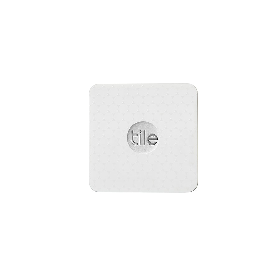 Tile Slim White Wireless Key Fob At Lowes Com