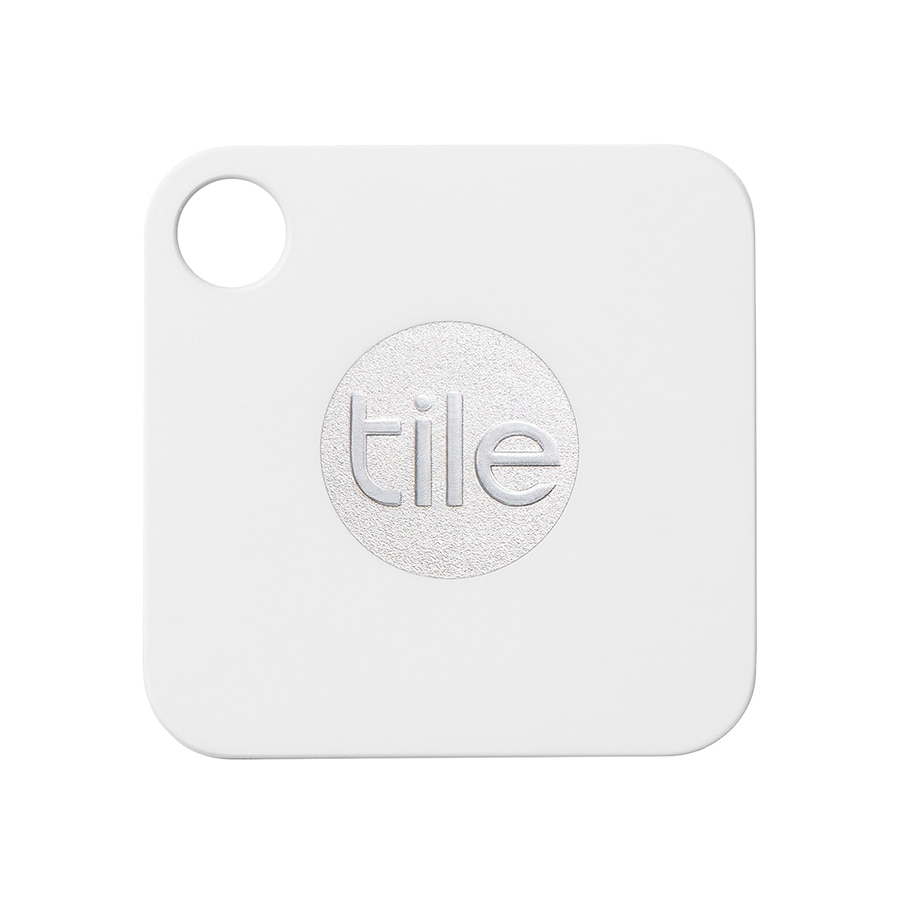 Tile Mate White Wireless Key Fob