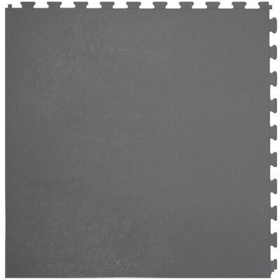 Perfection Floor Tile Leatherlook 6 Piece 20 In X 20 In