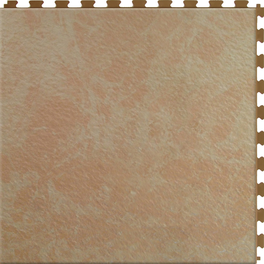 Perfection Floor Tile Homestyle 6 Piece 20 In X Cork Loose