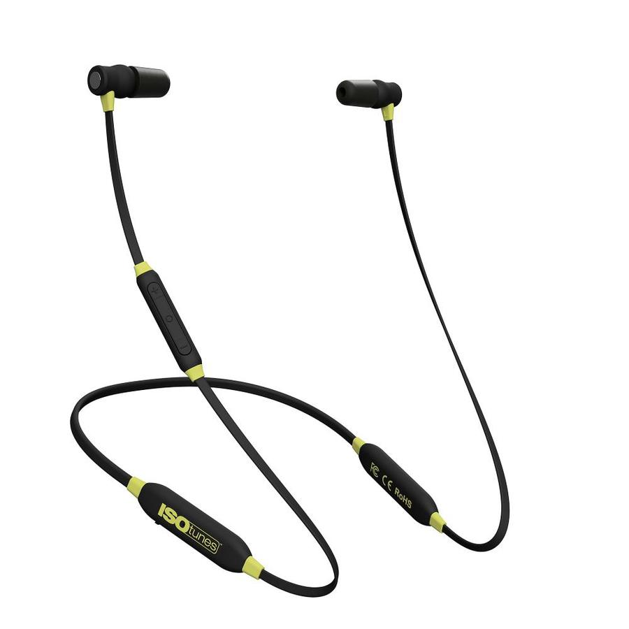 2d41bfadbe1 ISOtunes XTRA Noise-Isolating Foam Hearing Protection Earbuds with Bluetooth  Compatibility