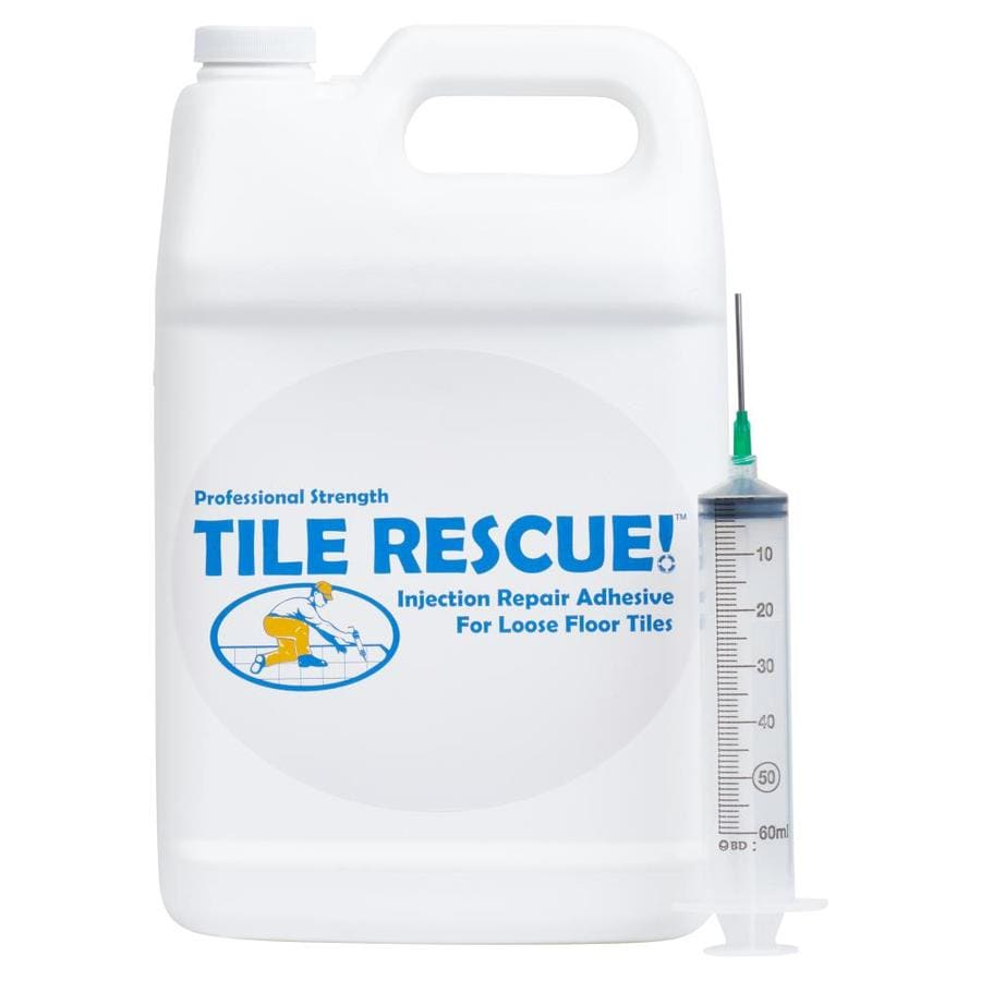 Tile Rescue And Stone Flooring Adhesive 130 Oz