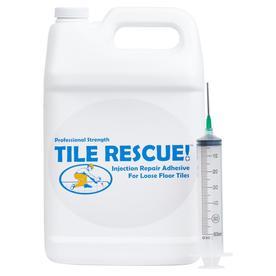 1 Gallon Injection Repair Adhesive W/Syringe Flooring Adhesives at