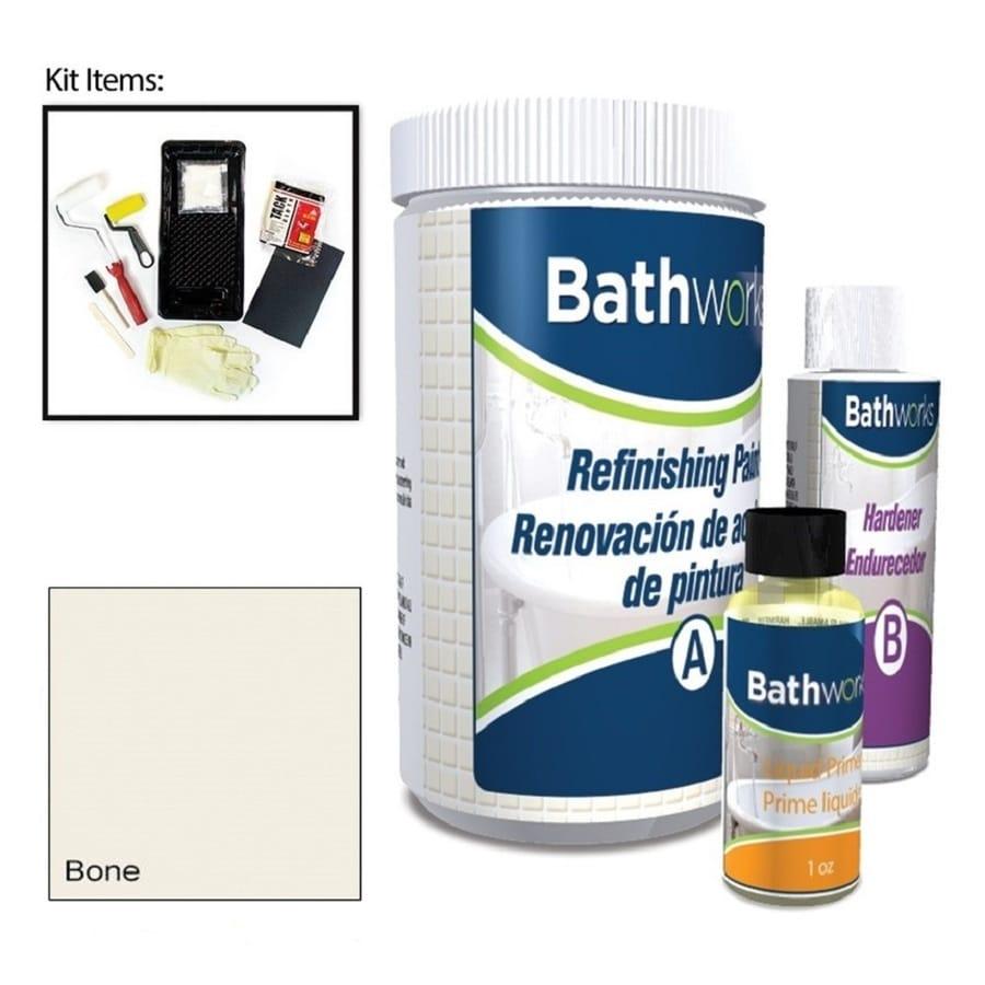 Bathworks 20 Fl Oz Tub And Tile Repair At Lowes Com