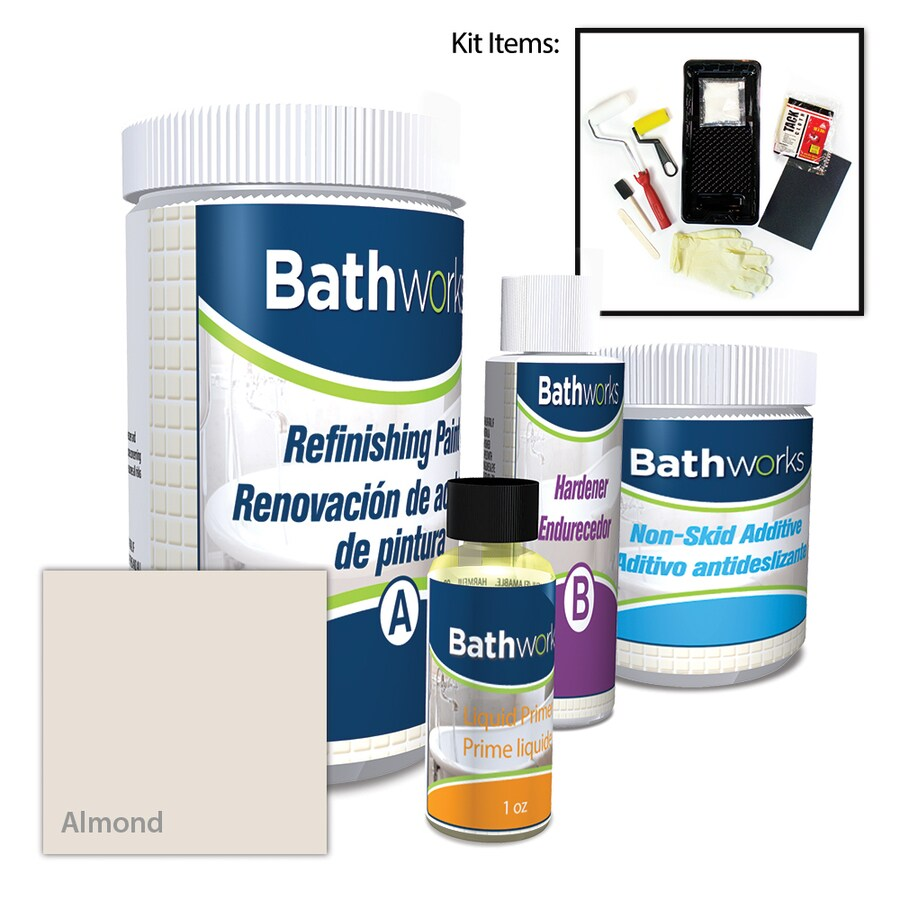 Bathworks 22-fl oz Tub and Tile Repair