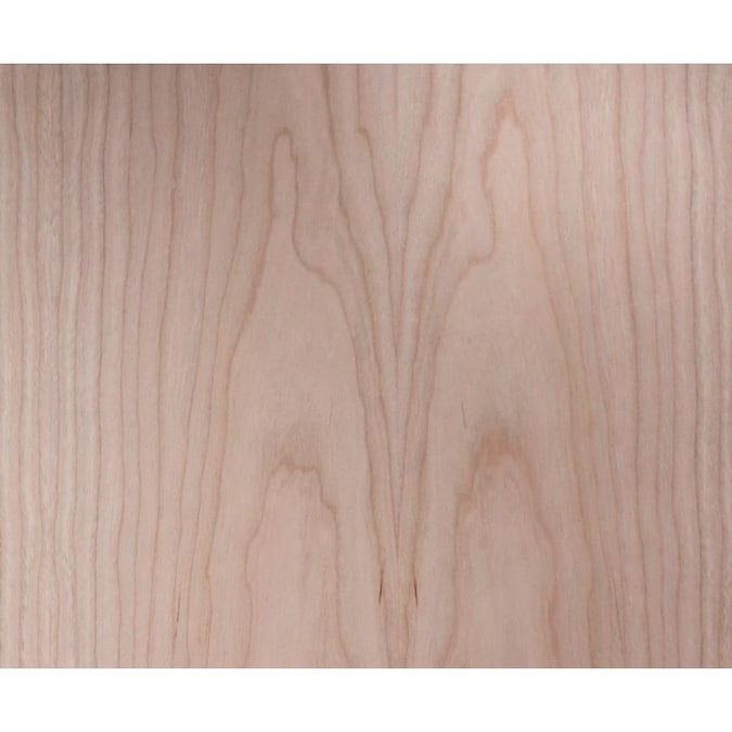 Surfaces Carlisle 15-in X 11-in Cherry Unfinished Cherry