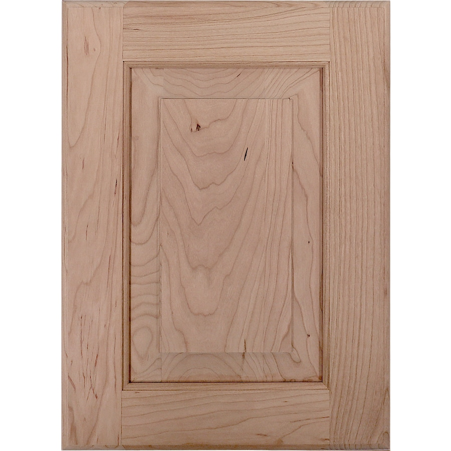 Shop surfaces 16 in w x 22 in h x d cherry cabinet for 18 inch door lowes
