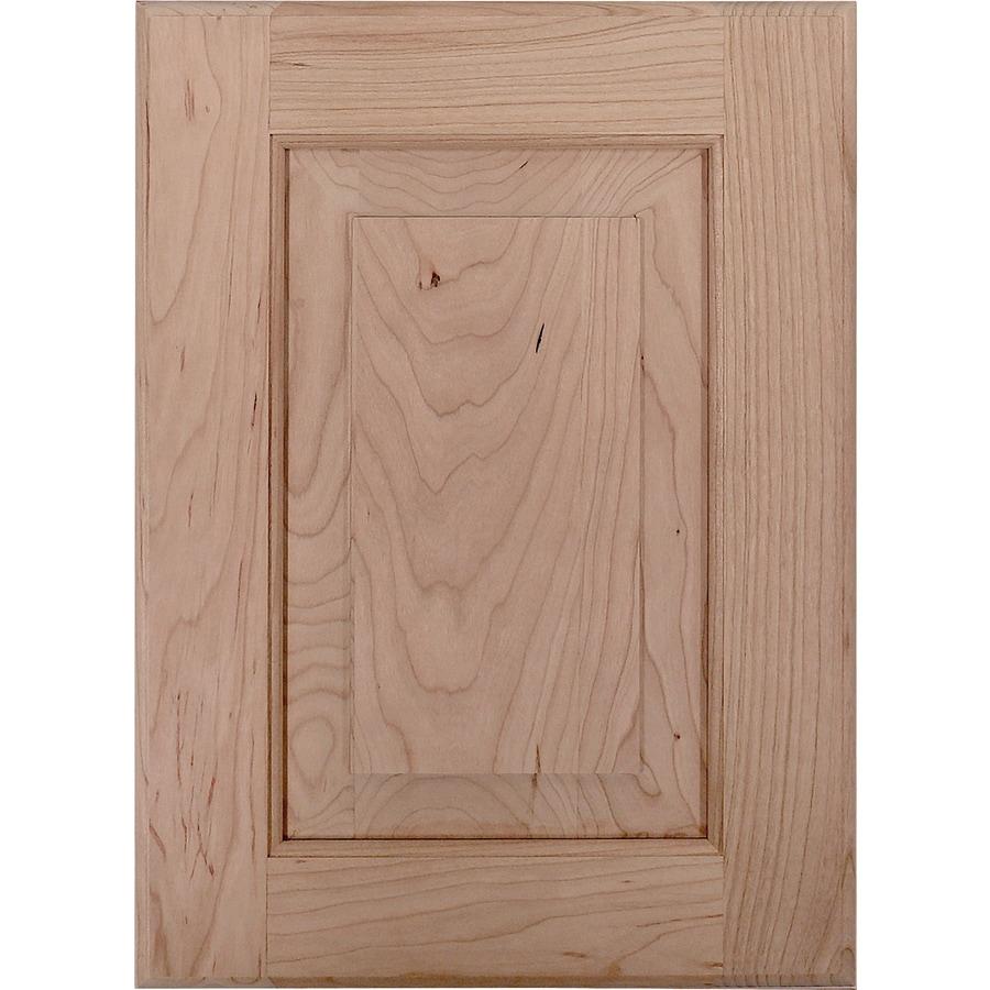 Surfaces 16-in W x 28-in H x 0.75-in D Cherry Cabinet Door Front