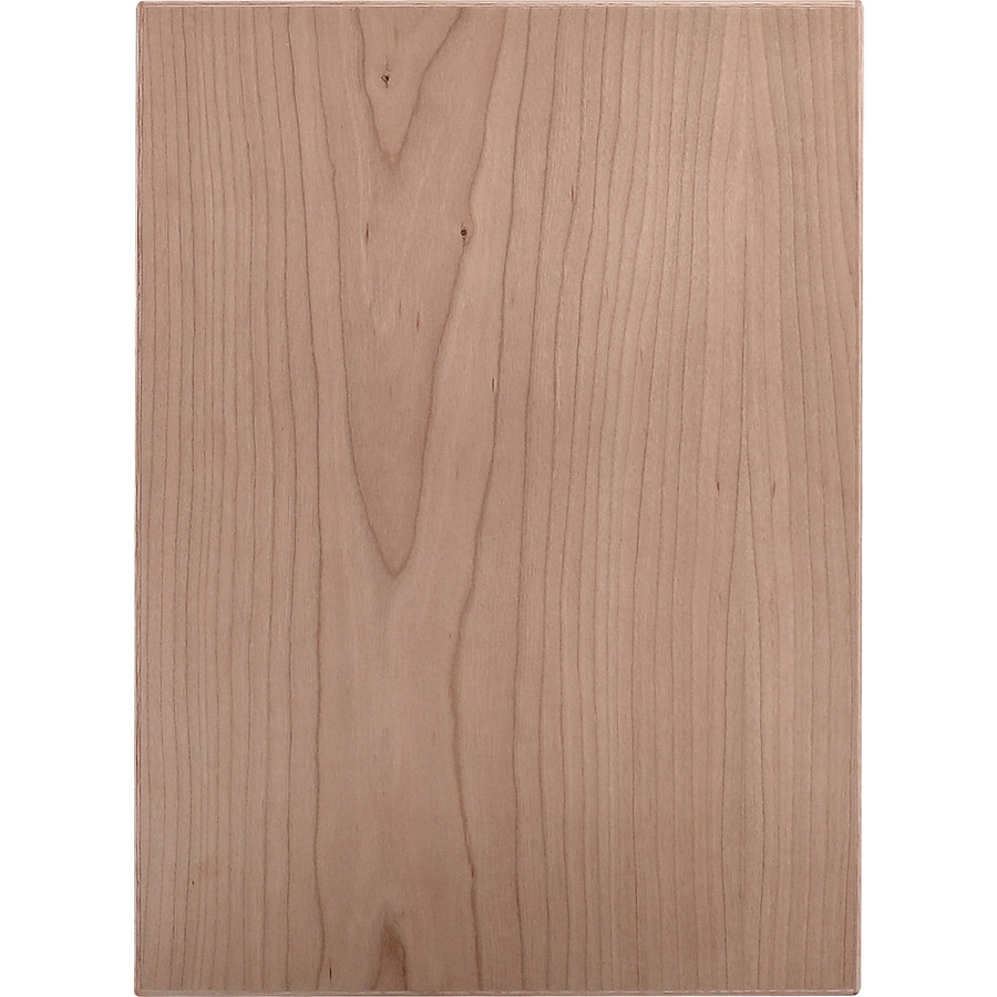 Surfaces 10-in W x 22-in H x 0.75-in D Cherry Cabinet Door Front