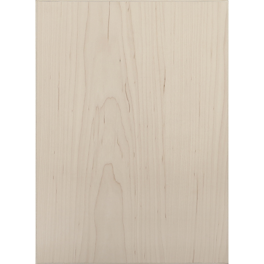 Shop Surfaces 13 In W X 28 In H X D Hard Maple Cabinet Door Front At